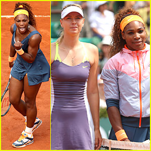 Serena Williams Wins Second French Open wi