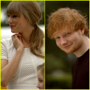 Taylor Swift: 'Everything Has Changed' Video with Ed Sheeran!