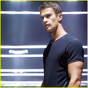 Theo James as Four in 'Divergent' - First Look Photo!