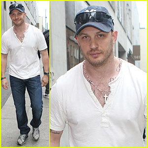 Tom Hardy: 'Splinter Cell' Attaches New Producer!