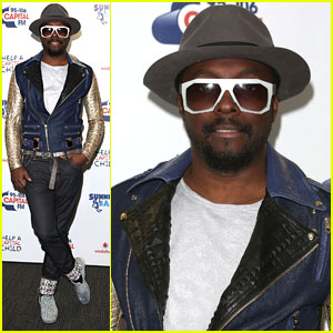 Will.i.am: Capital Summertime Ball 2013
