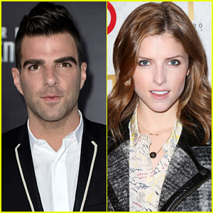 Zachary Quinto & Anna Kendrick: Tony Awards 2013 Presenters - Exclusive!