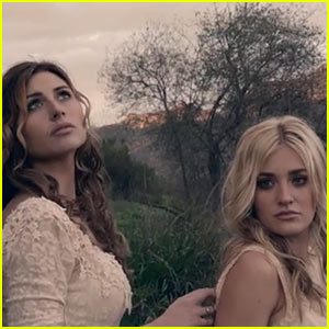 Aly & AJ Michalka: 78Violet's 'Hothouse' Video - Watch Now!