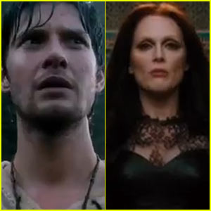 Ben Barnes & Julianne Moore: 'Seventh Son' Trailer!