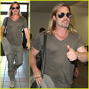 Brad Pitt Ruined Shirtless Scenes, Jokes Charlie Hunnam!