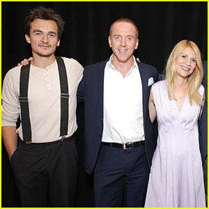Claire Danes & Damian Lewis: 'Homeland' at Showtime Summer TCA Tour!