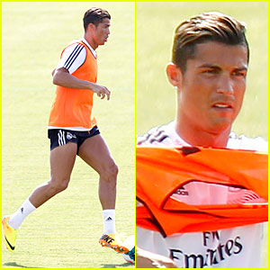 Cristiano Ronaldo: ESPYs Best International Athlete - Vote Now!