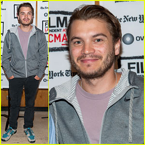 Emile Hirsch: 'Prince Avalanche' L.A. Screening!