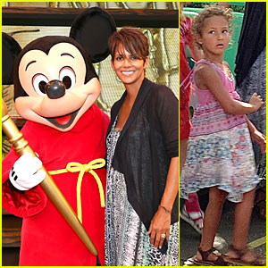 Halle Berry: Mickey and the Magical Map Show!