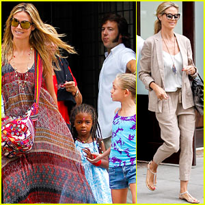 Heidi Klum: We Have A Lot in Store on 'America's Got Talent'!
