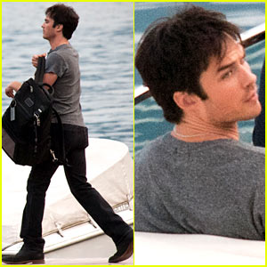 Ian Somerhalder: I Could Have Four Teen Choice Awards!