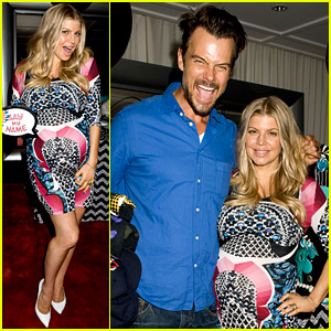 Inside Fergie's Baby Shower with Josh Duhamel (Exclusive Pics)