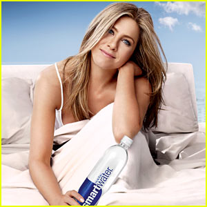 Jennifer Aniston: New smartwater Campaign Image!