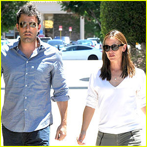 Jennifer Garner & Ben Affleck: Lawyer's Office After 'Max Mara' News!