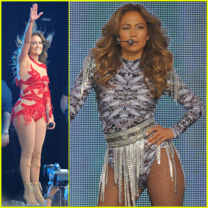 Jennifer Lopez: British Summer Time in Hyde Park
