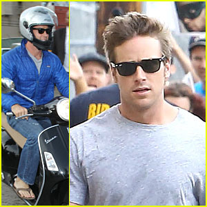 Jerry Bruckheimer: 'Lone Ranger' Will Make Armie Hammer a Star!
