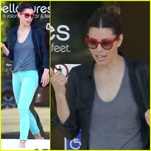 Jessica Biel: My First Chicago Deep Dish Pizza Blew My Mind!