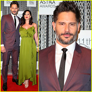 Joe Manganiello: Astra Awards with Bridget Peters!
