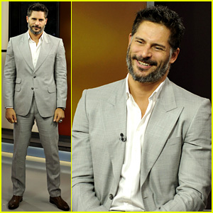 Joe Manganiello: 'Morning Show' Appearance in Toronto!