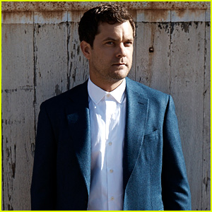 Joshua Jackson: 'Mr Porter' Fashion Feature!