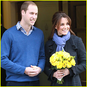 Kate Middleton Baby Watch: Who is at the Hospital for Birth?