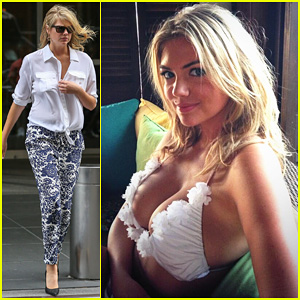 Kate Upton: Beach Bunny Bikini Photo Shoot!