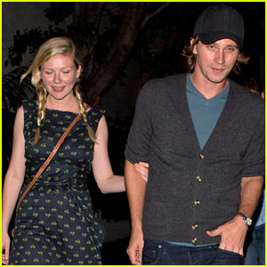 Kirsten Dunst & Garrett Hedlund Have a Date Night in WeHo!