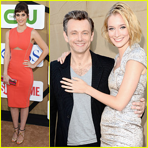 Lizzy Caplan and Michael Sheen - Celebrity Parties ...   Michael Sheen Lizzy Caplan