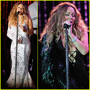 Mariah Carey: MLB All-Star Charity Concert Performer!