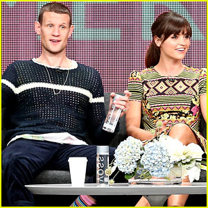 Matt Smith & Jenna Coleman: 'Doctor Who' TCA Panel!
