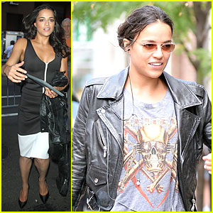 Michelle Rodriguez: 'Turbo' Promotion on 'Today Show'!