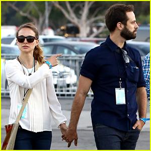 Natalie Portman & Benjamin Millepied: JT & Jay Z Date Night!