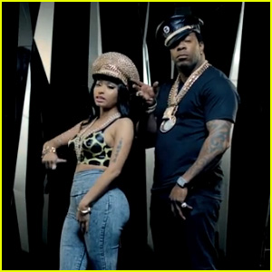 Nicki Minaj: 'Twerk It' Video with Busta Rhymes - Watch Now!