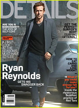 Ryan Reynolds to 'Details': Blake Lively & I Want a Big Family!