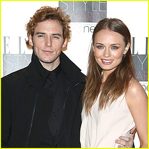 Sam Claflin: Married to Laura Haddock!