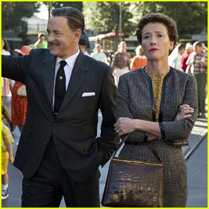 Tom Hanks & Emma Thompson: 'Saving Mr. Banks' Trailer!
