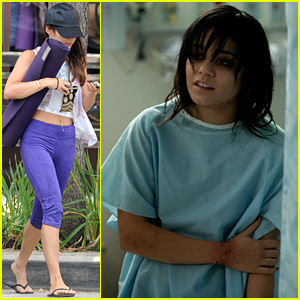 Vanessa Hudgens: New 'Frozen Ground' Stills!