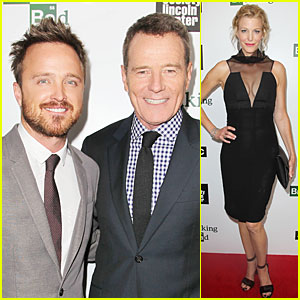 Aaron Paul & Bryan Cranston: 'Breaking Bad' Season 6 Premiere!