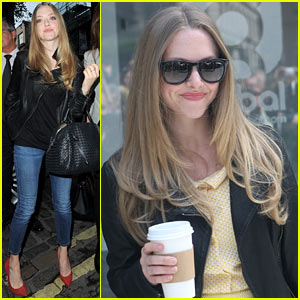 Amanda Seyfried: More Films Should Discuss Sexual Issues
