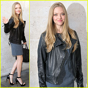 Amanda Seyfried: Dating Justin Long?