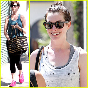 Anne Hathaway: 'Interstellar' First On Set Video Released!