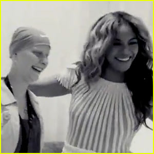 Beyonce Posts Bey Good Fan Love Video