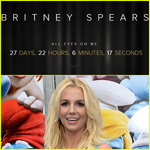 Britney Spears Counts Down to 'All Eyes On Me'