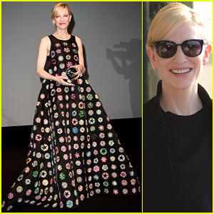 Cate Blanchett: 'Blue Jasmine' Deauville Film Festival Premiere!