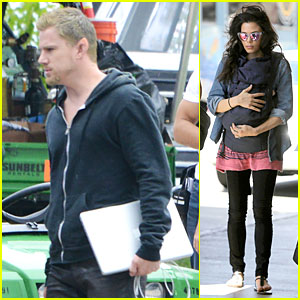 Channing Tatum & Jenna Dewan Film in Different Countries!