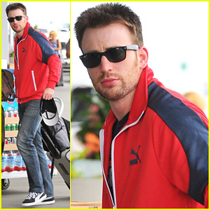Chris Evans: '1:30 Train' Director & Star!