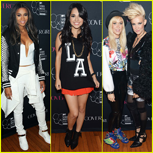 Ciara & Becky G: 'Easy, Breezy, Brooklyn' Concert!