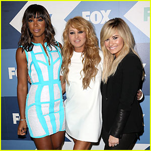 Demi Lovato & Kelly Rowland: Fox Summer TCA All Star Party!