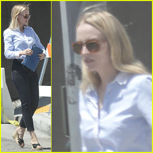 Diane Kruger: I Had Americano Party After Citizenship!