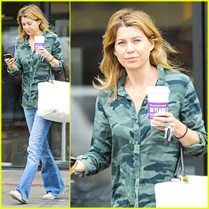 Ellen Pompeo: Shonda Rimes Talks 'Grey's Anatomy' Season 10!